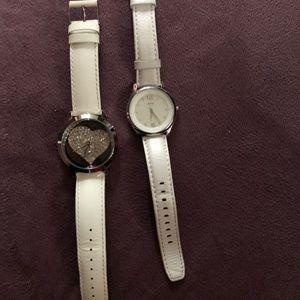 DKNY Women Watch & Guess Watch